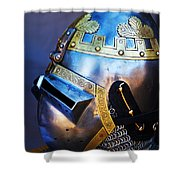Royal Knight Shower Curtain