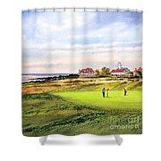 Royal Liverpool Golf Course Hoylake Shower Curtain