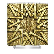 Royal Palace Fes Morocco  Shower Curtain