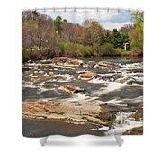 Royal River 0161 Shower Curtain