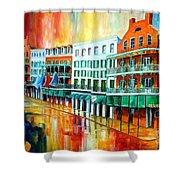 Royal Sonesta New Orleans Shower Curtain