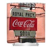 Royal Street  Shower Curtain