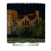 Roycroft Chapel Shower Curtain