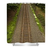 Rr Track Wa 1 Shower Curtain