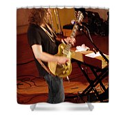 Rrb #21 Shower Curtain