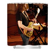 Rrb #22 Enhanced Image Shower Curtain