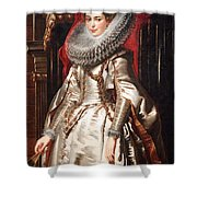 Rubens' Marchesa Brigida Spinola Doria Shower Curtain