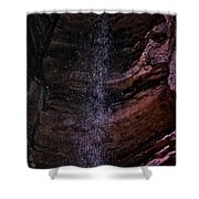 Ruby Falls Shower Curtain