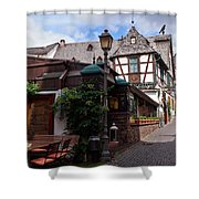 Rudesheim Shower Curtain