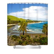 Rufugio Shower Curtain