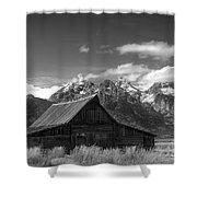Rugged Life Shower Curtain