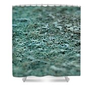 Rugous Texture  Shower Curtain