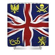 Rule Britannia Shower Curtain
