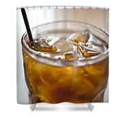 Rum And Coke Shower Curtain