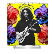 Run For The Roses Shower Curtain