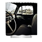 Runaway Inflictions  Shower Curtain