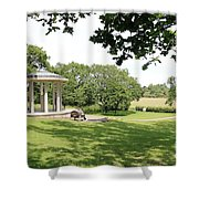Runnymede Surrey Uk Shower Curtain