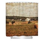 Rural America Shower Curtain