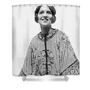 Russian Princess Opera Debut Shower Curtain