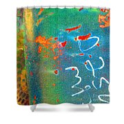 Rusted Glory 5 Shower Curtain