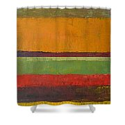 Rustic Layers 3.0 Shower Curtain