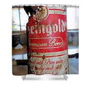 Rusty Reingold Shower Curtain