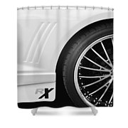 Rx Camaro Shower Curtain