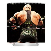Ryback Feed Me More Shower Curtain