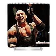 Ryback Victory Shower Curtain
