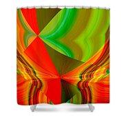 Rysbar Shower Curtain