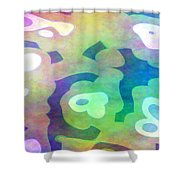 S19 Shower Curtain