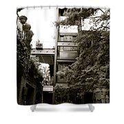 Sa River Walk 007-13 Shower Curtain