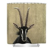 Sable Shower Curtain