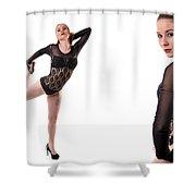 Sabrina10 Shower Curtain