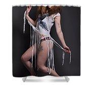 Sabrina23 Shower Curtain