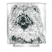 Sachiko Shower Curtain
