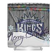 Sacramento Kings Shower Curtain