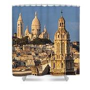 Sacre Coeur - Paris Shower Curtain