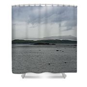 Sacred Island Shower Curtain