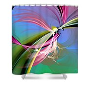 Sacred Mysteries Shower Curtain