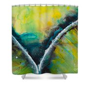 Sacred Souls No. 1040 Shower Curtain