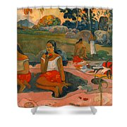 Sacred Spring. Sweet Dreams Shower Curtain