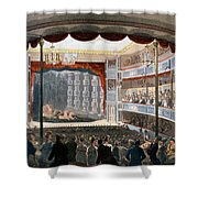 Sadlers Wells, From Ackermanns Shower Curtain