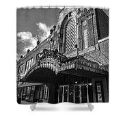 Saenger Theater Shower Curtain