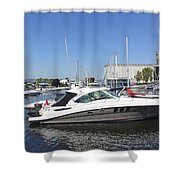 Safe Harbor Series 02 Shower Curtain