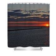 Safe Harbor Shower Curtain