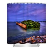 Safe Haven Shower Curtain by Marvin Spates