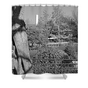 Sagamihara Asamizo Park 15a Shower Curtain