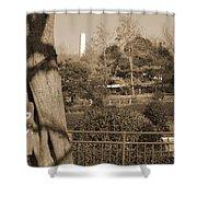 Sagamihara Asamizo Park 15b Shower Curtain