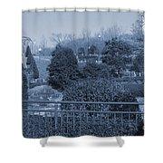 Sagamihara Asamizo Park 16e Shower Curtain